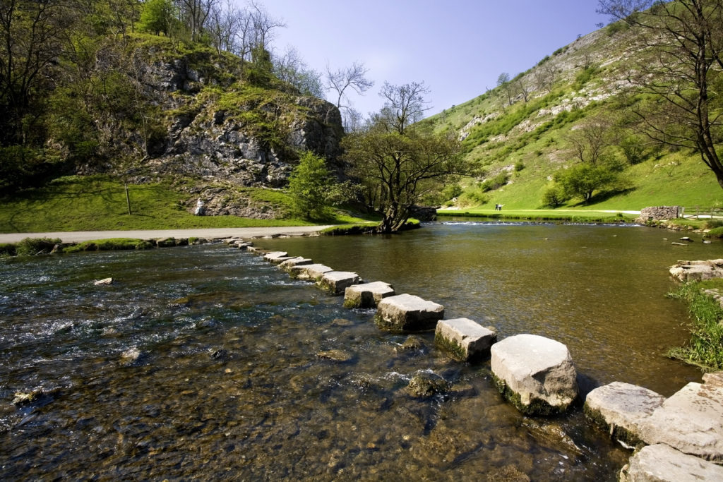 Dovedale - peak district